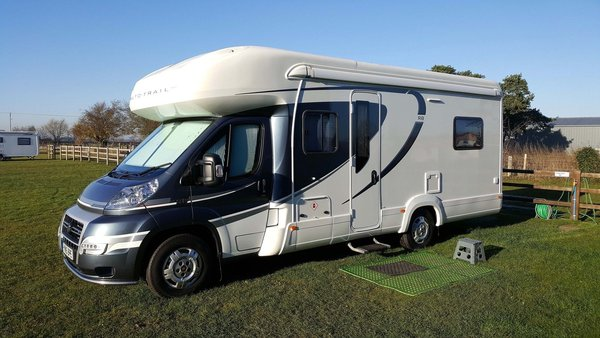 4 Birth Auto Trail for sale
