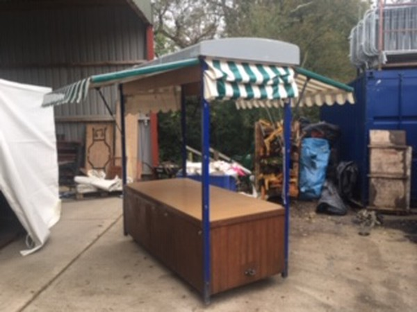Portable Market stalls