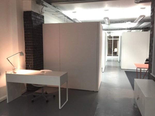 Flexibitions Jix-A-Wall Flexible Art Gallery Exhibition Display System
