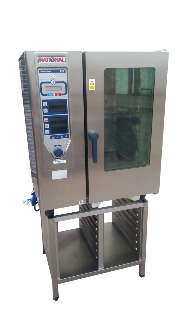 Rational CPC 10 Grid Combi Oven