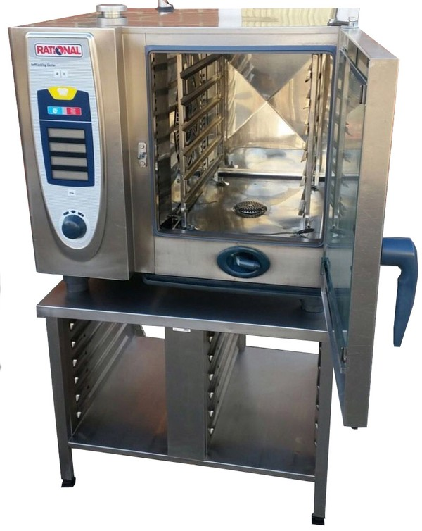 Rational SCC 6 Grid Combi Oven