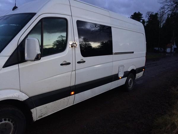 LWB Camper Van