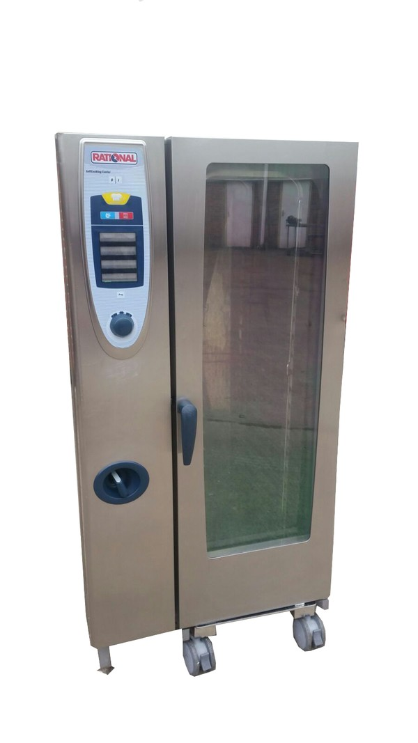 Rational SCC 20 Grid Gas Combi Oven
