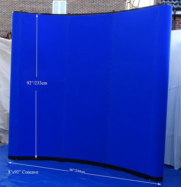 Skyline Mirage Fibre Glass Pop-up Exhibition Stands & Panels