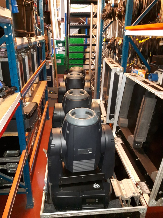 Secondhand Sound And Lighting Equipment Moving Head