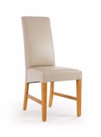 Harlow Cream Upholstered Chairs