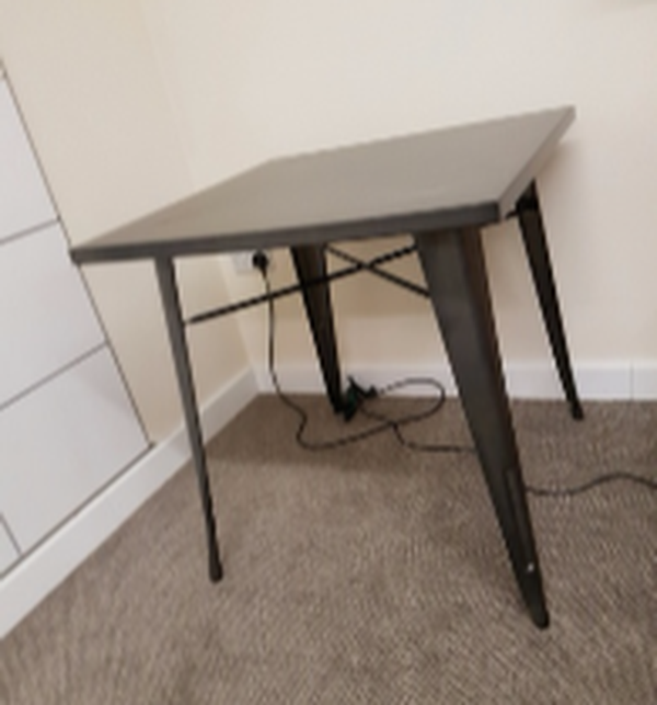 Tolix Style Bistro Table