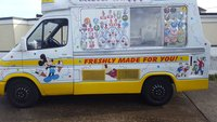 Commercial Vehicle Ice Cream Van
