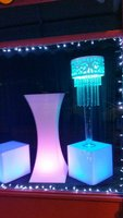 Led Lamp Shades Centerpieces