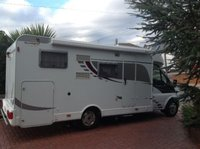 Dethleffs Sunlight Motorhome for sale