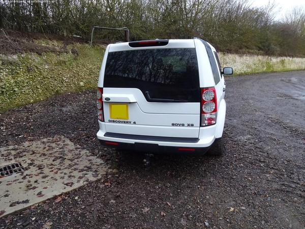 Land Rover Discovery 4 3.0 SD V6 XS 5d