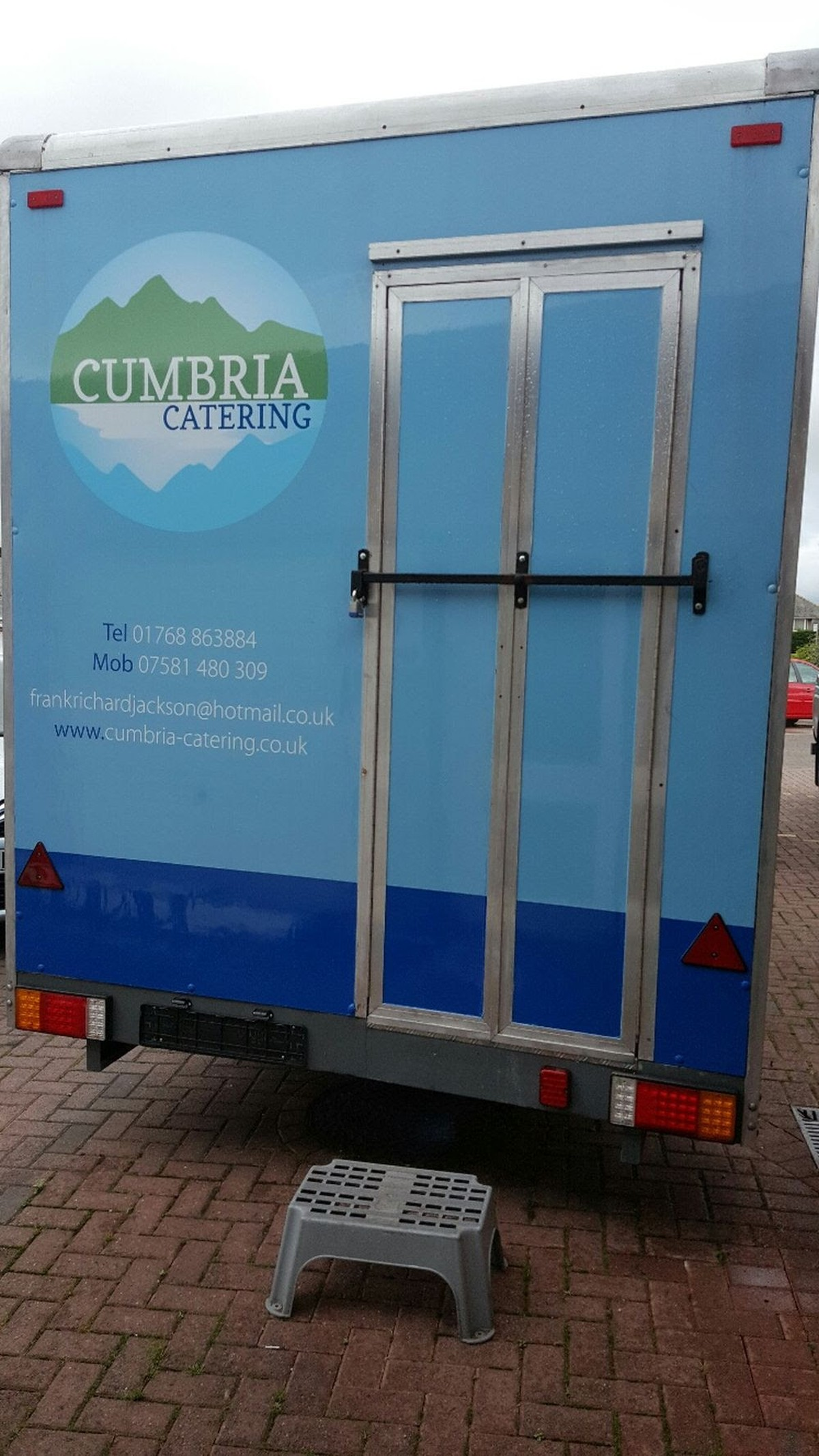 Secondhand Trailers   Catering Trailers   Catering Trailer / Mobile ...