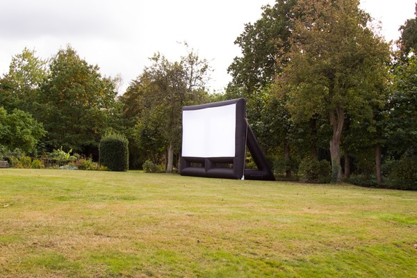 6m Inflatable Screen for sale