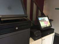 Epos Till System XN905 Touch Screen with ICR Touch x 2 Tills
