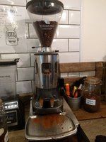 Mazza Superjolly Coffee Grinder