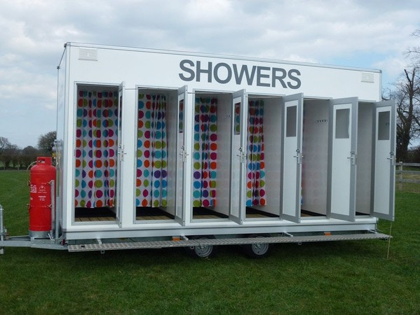 wanted: Shower Trailer, Moduvac, Urinal Trailer