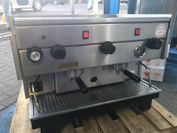 Astra two group Coffee Machine