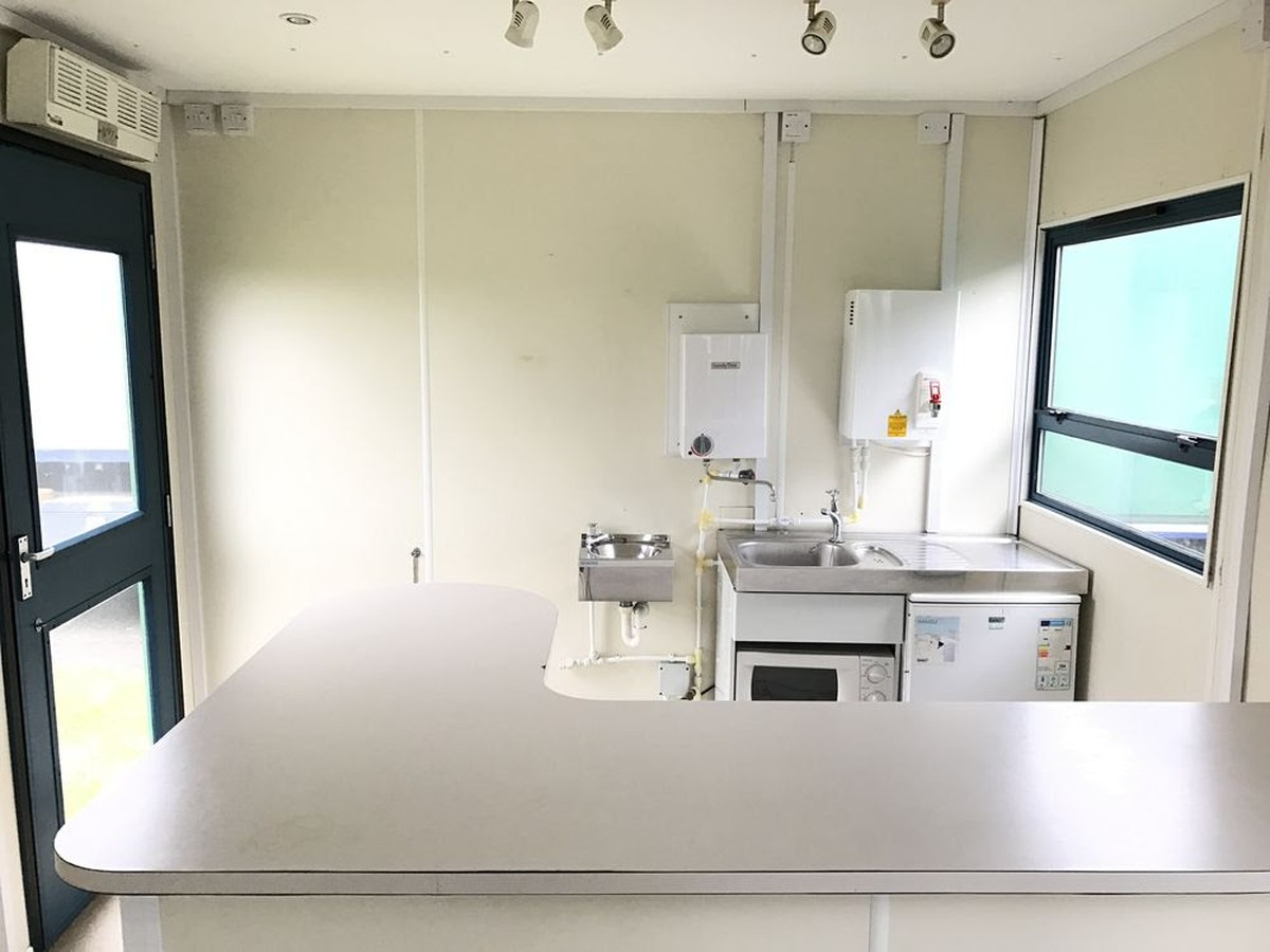 Secondhand Portable Buildings | Mobile Kitchen Units | 24ft x 9ft ...
