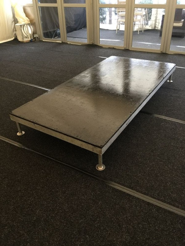 Stage Sections 4ft x 8ft