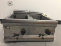 Lincat PB66 Twin Tank Pasta Boiler
