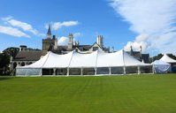 'Baytex Electron - 100' x 40' Pole Marquee with many extras