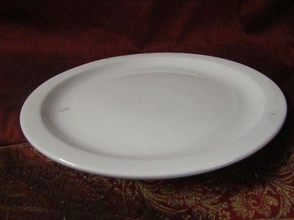 10 inch white dinner plates