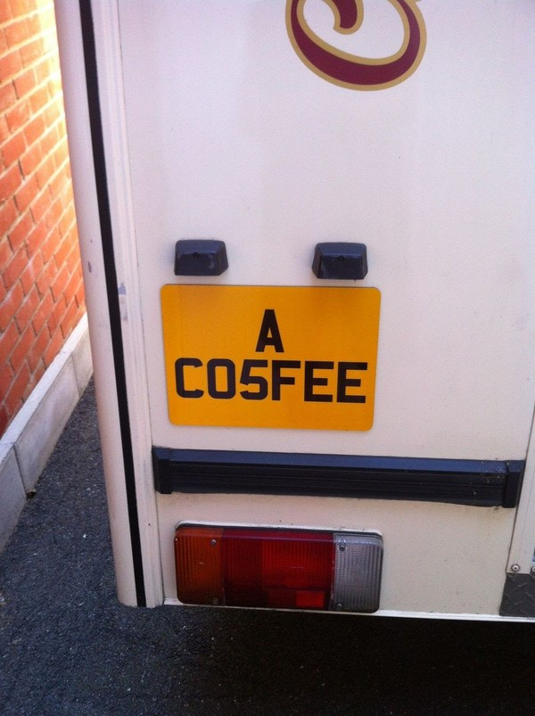Churros and Coffee Van
