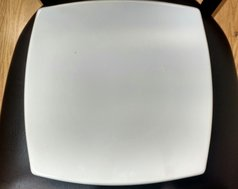 Porceline Fine China Square Plate
