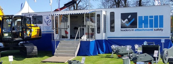 40ft & Hospitality & Exhibition Trailer