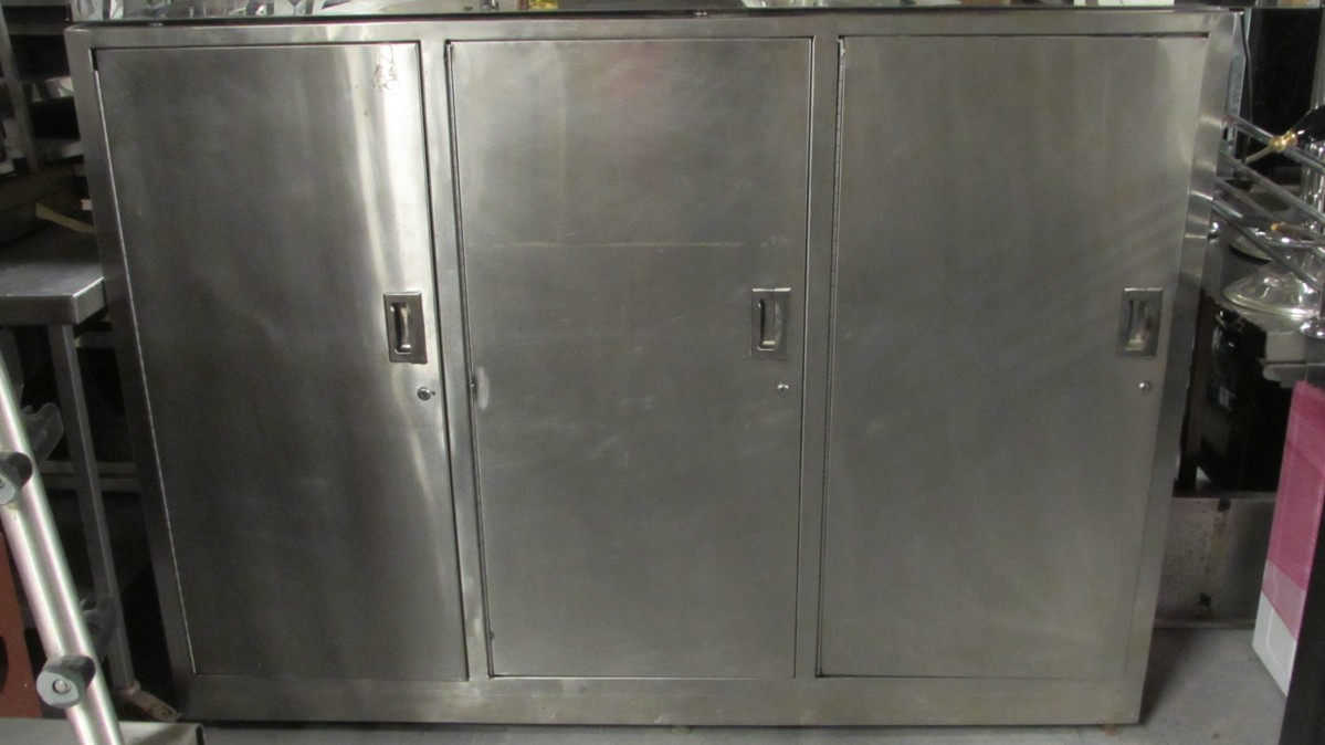 Secondhand Catering Equipment Kitchen Cupboards And
