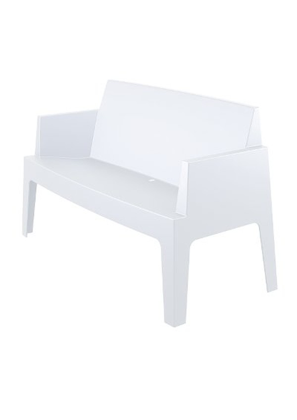 White PP Seating