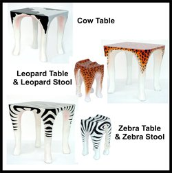 Animal Print Furniture