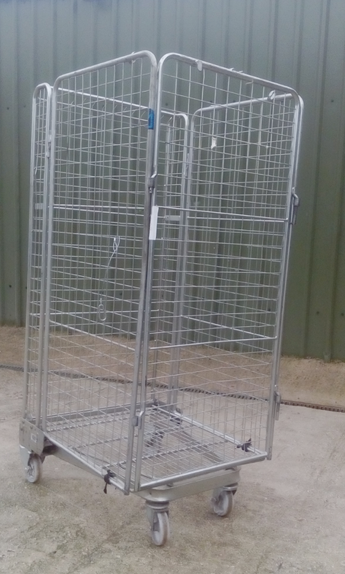 Walk In Freezer For Sale >> Secondhand Catering Equipment | Milk Trolleys and ...