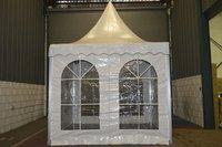 3m x 3m Walu Frame Pagoda