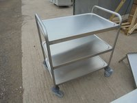 Stainless Steel Trolley (4426)