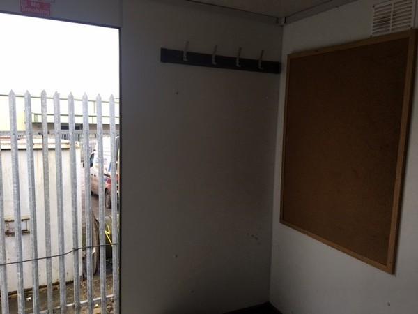 "12'x7'6"" Mobile Anti-Vandal Office"