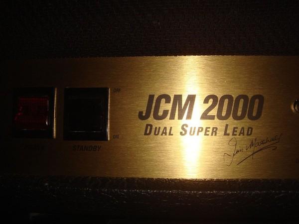 MARSHALL JCM 2000 DSL