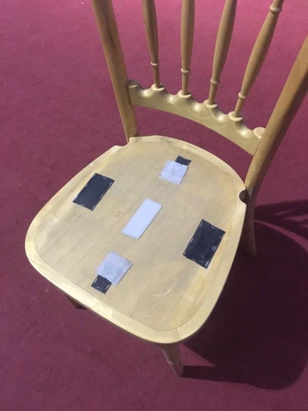 240 x Natural Banqueting Chairs