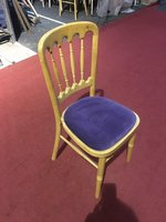 240 x Natural Banqueting Chairs