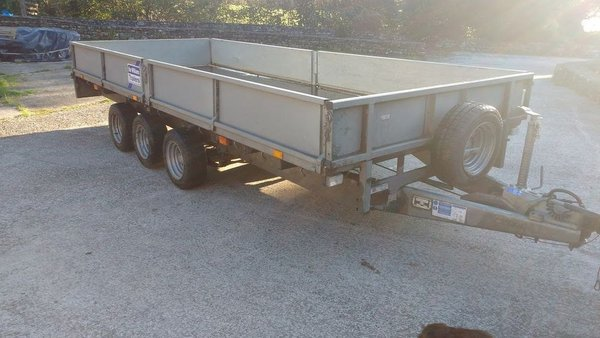 Ifor Williams LM166 G3 16