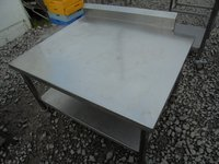 Stainless Steel Stand (4437)