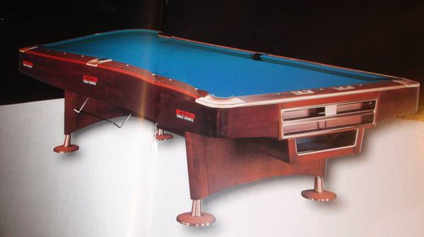 nine ball pool table