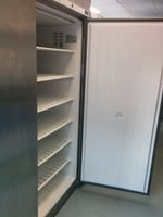 Polar CD085 Stainless Steel 600 Litre Freezer Only 1 Year Old
