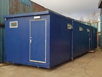 40Ft Toilet Block