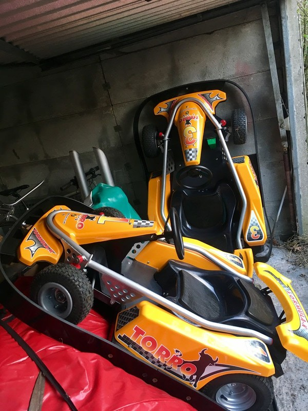 Torro Fully electric go karts