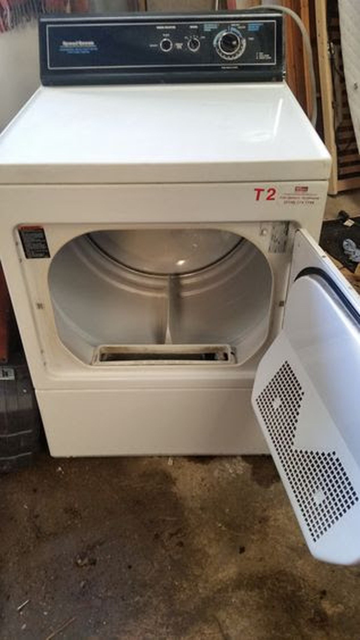 secondhand laundry equipment