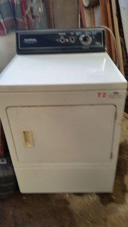 Speed Queen Commercial Tumble Dryer