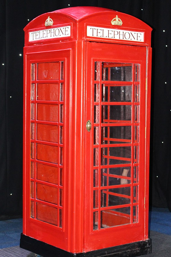 K6 replica telephone box