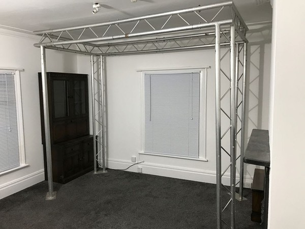 Free Standing Trilite Lighting Rig