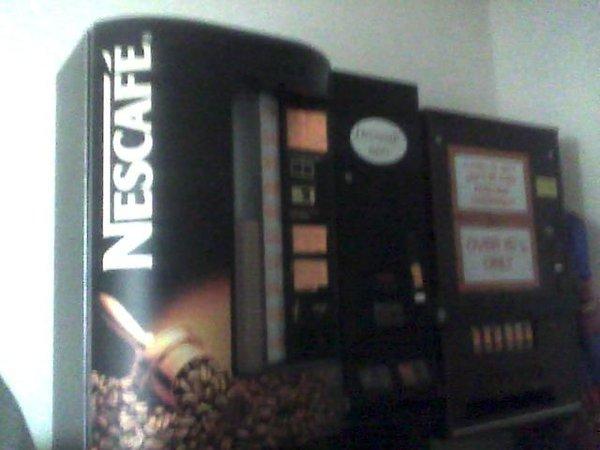 Mixed Vending Machines